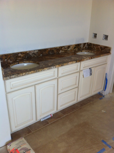 Bathroom Cabinets in Lake Norman, North Carolina