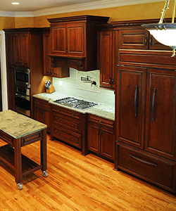 Kitchen Cabinetry in Lake Norman, North Carolina