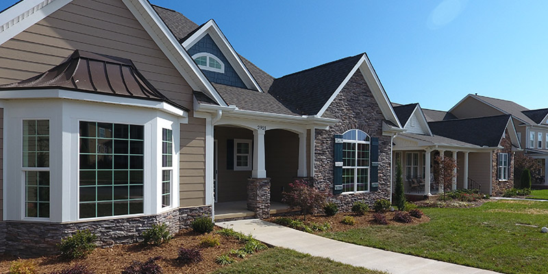 Home Building Contractors in Lake Norman, North Carolina